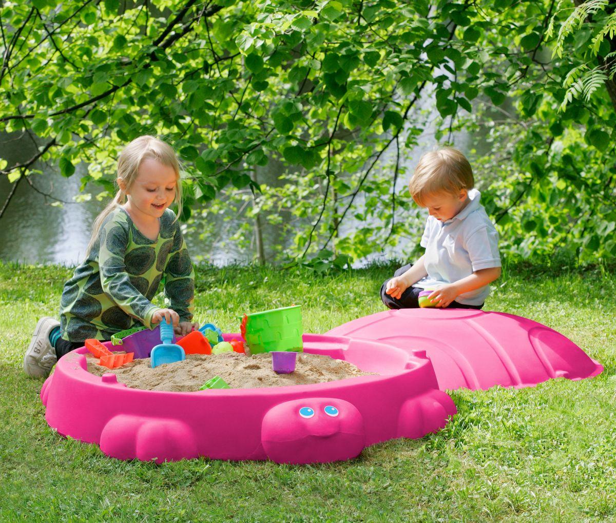 Pinkki Lapset leikkii Kilppari Inora
