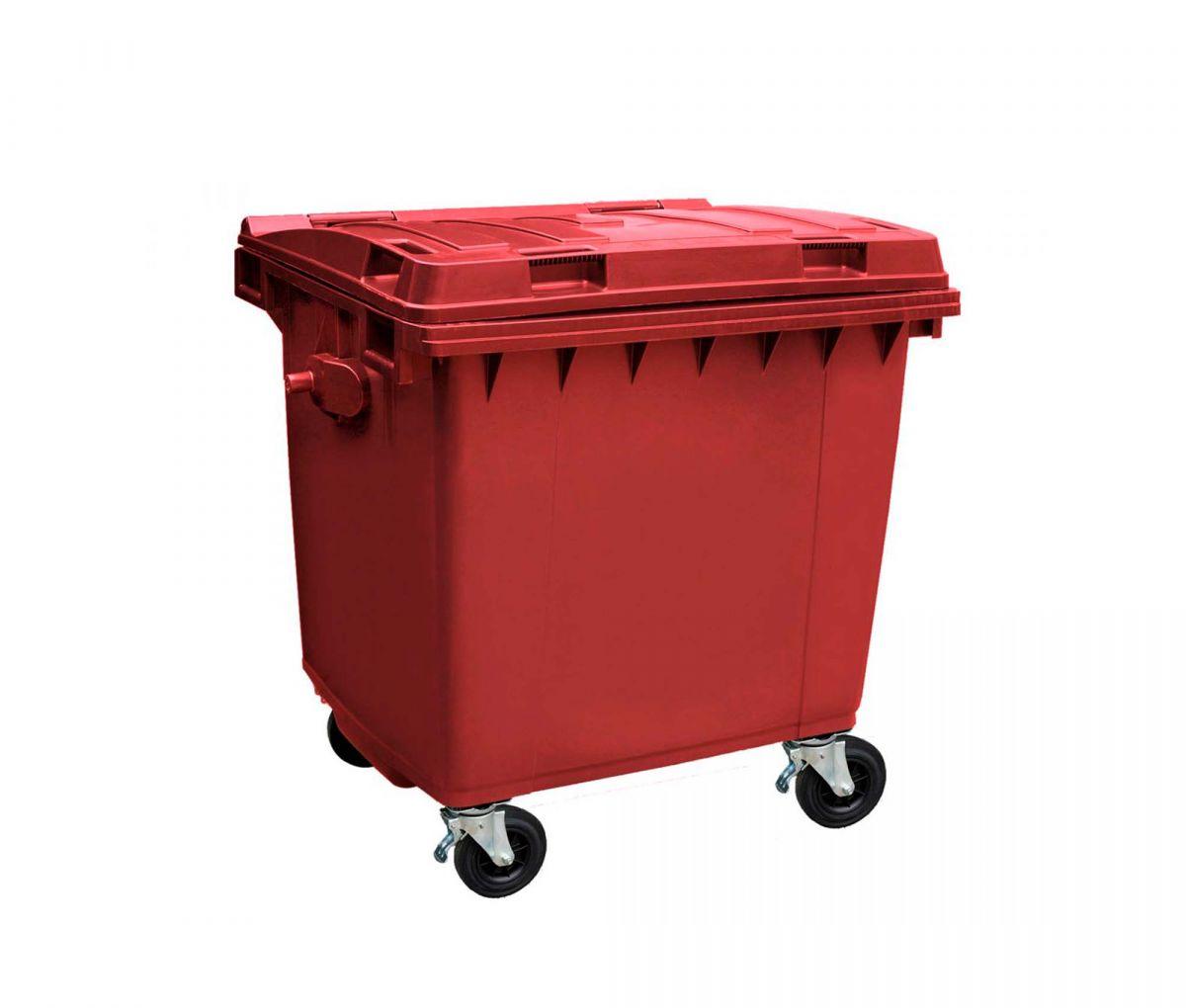 punainen väri nelipyöräiset Helesi jäteastiat Inora